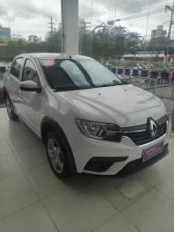 Logan ZEN aut. CVT 2020 1.6 + 1 ANO de garantia