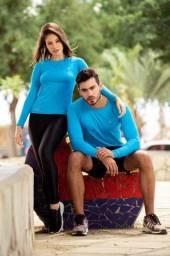 Camisas térmica - Proteção UV 50+<br>