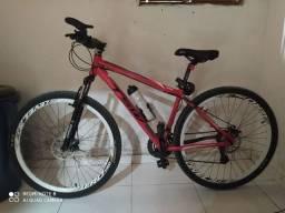Bike Aro 29 TSW Ride 17 Vermelha