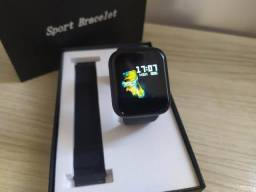 Smartwatch P80 - Super Lindo - Ótima Qualidade e Acabamento