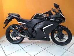 Kawasaki ninja 250R km