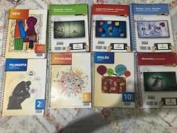 Livros rede pitágoras 1º e 2º ano do ensino médio