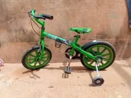 Bicicleta Caloi Ben 10