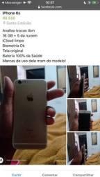 iPhone 6s Sou de santo Estêvão entrega a combinar