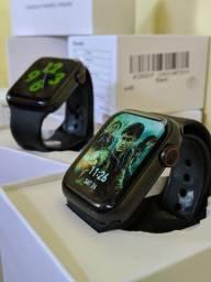 Lançamento 2020 relógio SmartWatch iwo G500 black