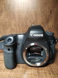 Câmera Canon 6D ( somente o corpo)