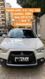 Vendo ASX, AWD, 4x4, 16v, 2,0, 160 cavalos