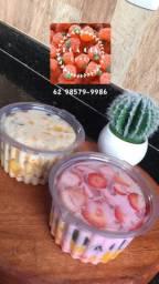 Sala de fruta Gourmet