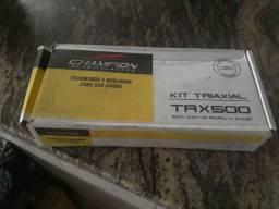 VENDO ALTO-FALANTE CHAMPION KIT TRIAXIAL TRX 500.  500 WATTS  4 OHMS.