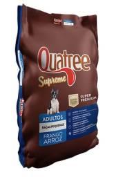Ração Quatree Supreme Adultos Raças Pequenas 7,5 kg e 15 kg - (Sem Corantes)