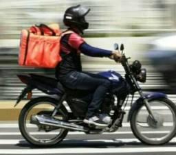 Motoboy com bag Estância!