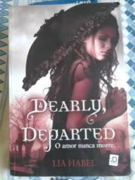 Livro Dearly Departed - Seminovo
