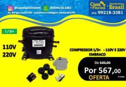 Compressor 1/3+