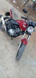Moto honda fan esdi flex 150 6.800 ou trocar por moto alta