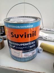 Tinta Suvinil sem uso