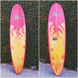 Prancha de Surf Funboard 7.3 iniciantes