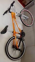 Vendo bike aro 26 venzo fx3