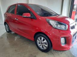 Kia picanto ex 1.0 at estado de novo