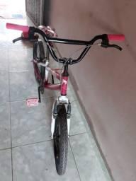 Bicicleta infanto-juvenil semi nova