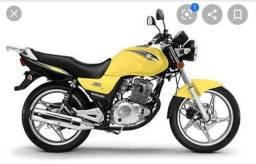Compro Suzuki Yes bem conservada ou outra moto da mesma faixa de preço