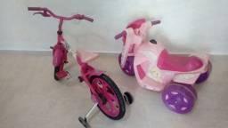 Bicicleta + Moto eléctrica