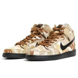 Nike SB Dunk High Desert Camo / Tam. 42BR