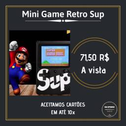 Mini Game Retro Sup