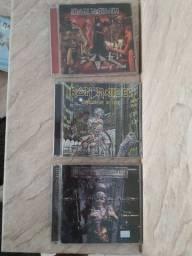 Cds Iron Maiden