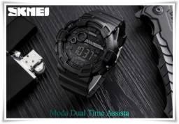 Relógio Skmei Digital Black Style
