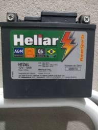 Bateria Heliar Semi nova