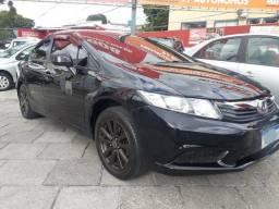 Honda CIVIC LXS MANUAL COM GNV  COMPLETO