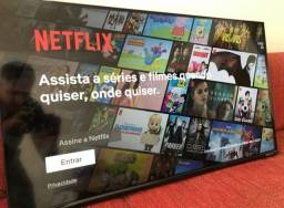 Smart tv 50 4k Netflix YouTube Facebook wi-fi