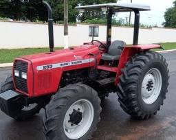 Trator 283 Massey Ferguson