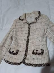 Blazer de lã