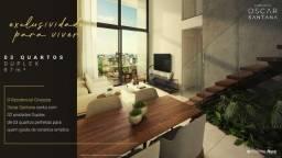 Lindo duplex com 3 quartos na Barra - Lançamento Residencial Oscar Santana