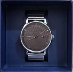 Relógio Tommy Hilfiger Masculino Aço - Original