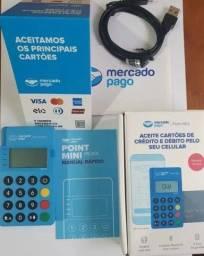 Título do anúncio: Maquininha de Cartão de Crédito