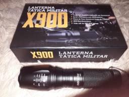 Lanterna para uso diverso x 900, recarregável
