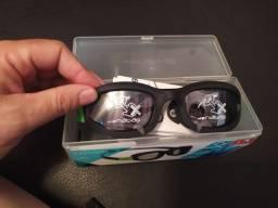 Óculos Grande Nabaiji e Touca de Natação
