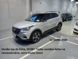 Hyundai creta 2.0 Sport Automático ano 2019