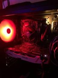 PC GAMER+MONITOR 75hz Gamer(i5 8400+GTX 1060 6gb+ 16gb ram
