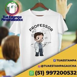 Camisetas Personalizadas Professor
