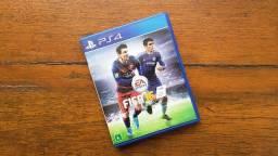 FIFA 16 - Jogo PS4 - Mídia Física