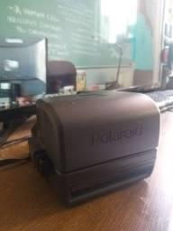 Máquina fotografia Polaroid