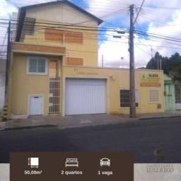 AP1678 -Aluga Apartamento Montese, 2 quartos, 1 vaga próx. ao colégio Lourenço Filho
