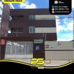 Apartamento com 2 dormitórios à venda, 63 m² por R$ 215.000 - Jardim São Paulo - João Pess