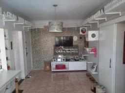Apartamento com 2 dormitórios à venda, 80 m² por R$ 350.000,00 - Aparecida - Santos/SP