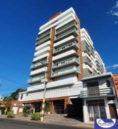 Apartamento Semimobiliado, com box no Res. São Pio