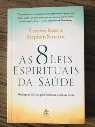 Livro As 8 Leis Espirituais da Saúde