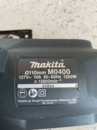 Makita ou serra de mármore seminova